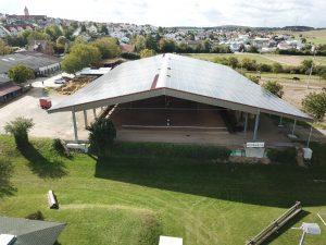 Das kleine Dach